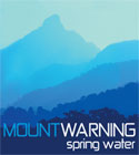 Mount Warning Spring Water